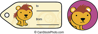 porcupine cute sticker copyspace in vector format very easy...