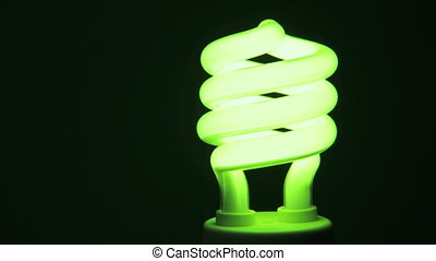 Energy Saving Light bulb - Energy saving light bulb lighting...