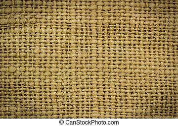 sackcloth,gunny-bag textured background. - Closeup sackcloth...
