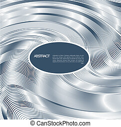 abstract line background. Design template can be used...