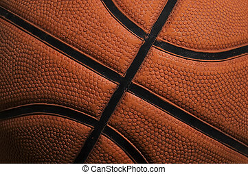 Basketball texture - High detailed basket ball texture