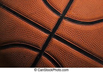 Basketball texture - High detailed basket ball texture.