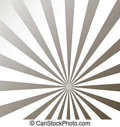 Gradient Abstract Sun Burst Pattern Vector illustration
