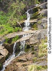 spanish waterfall