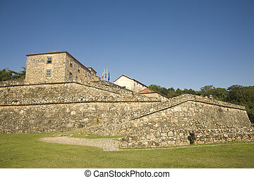War Fort - The war fort located in Jurere - Florianopolis -...