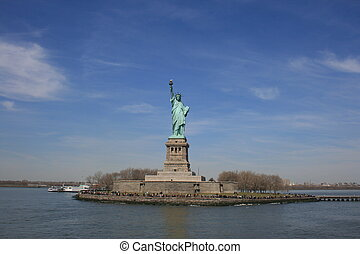 Liberty - The Statue of Liberty