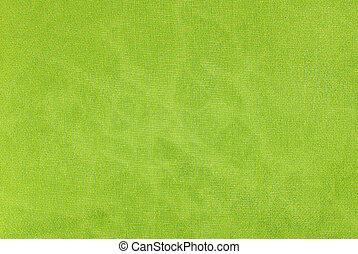 lime green  organza fabric texture