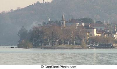 Isola dei pescatori, Lake Maggiore - Isola dei pescatori on...