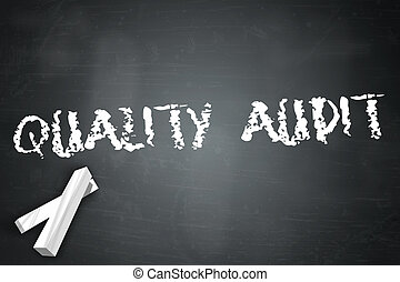 Blackboard Quality Audit - Blackboard with Quality Audit...