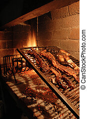 Uruguayan roasted beef for export - Uruguayan beef been...