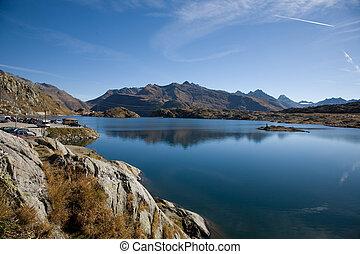 lago, Toten