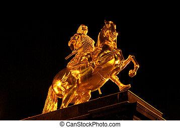 Dresden Golden Knight night 14