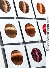 Hairstyle Hair tone options - Hair Colorful hair tone...