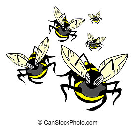 Team wasp - Creative design of team wasp