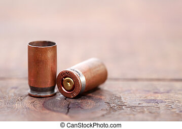 Pistol Cartridges