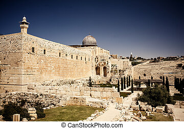 The Temple Mount - Western Wall Plaza, The Temple Mount,...