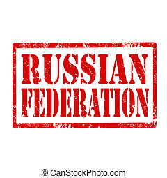 Russian Federation-stamp
