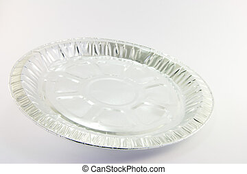 1 round catering tray