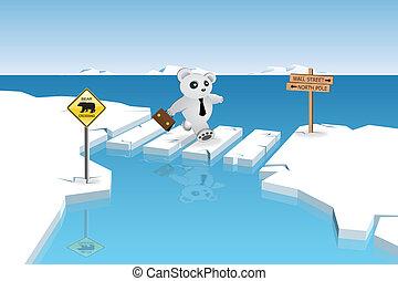 Bear Market is Crossing - Bear market is a common statement...