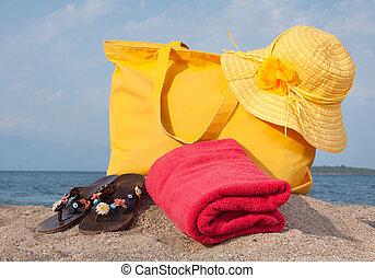 estate, accessori