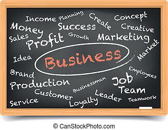 Blackboard Business