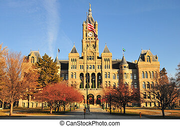 Salt Lake City and County Building - The Salt Lake City and...