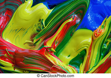 color paint background - vibrant color paint background