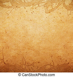 Antique paper texture - A background of an antique paper...