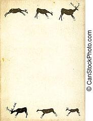 Plano de fondo, Dibujos, cavemen