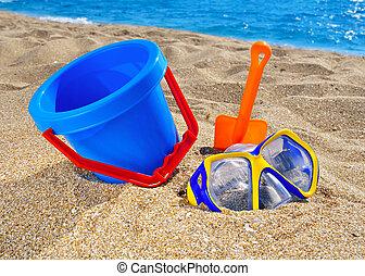 Baby beach toys
