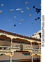 Potala Palace in Lhasa,