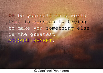 inspirational - Inspiration quote by Ralph Waldo Emerson on...