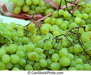 beautiful backdrop of ripe grapes for sale