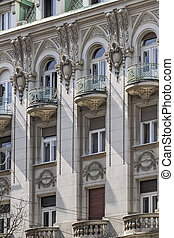 Russian Czar Restaurant Building - Photograph of the former...