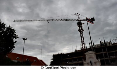 Speed of Tower Crane Working - Speed of The Tower Crane...