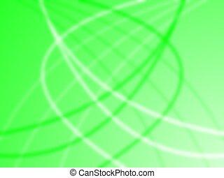 Neon Green Background