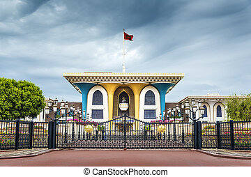 Sultan Qaboos Palace - Picture of Sultan Qaboos Palace in...