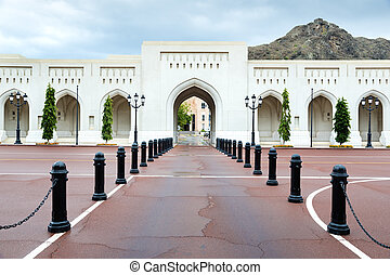 Place Sultan Qaboos Palace - Place at Sultan Qaboos Palace...