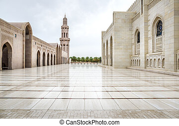 Grand Sultan Qaboos Mosque - Picture of Grand Sultan Qaboos...