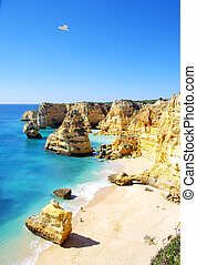 Marinha Beach, Lagoa , Algarve - Marinha Beach, located on...