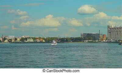 Excursion water trip with motor ship, Saint Petersburg -...