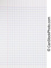 notebook paper background - real material notebook paper...