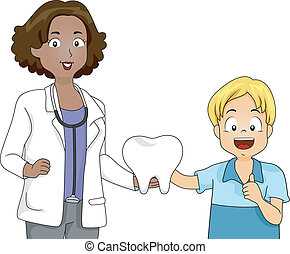 Tooth Presentation