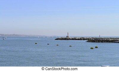 Cascais bay, portugal