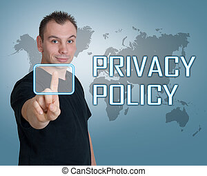 Privacy Policy - Young man press digital Privacy Policy...