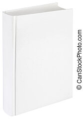 Hard Book Cover Cutout - Empty Hard Book Cover Template...