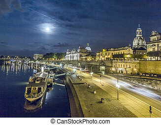 Dresden is one of the most beautiful cities in Germany....