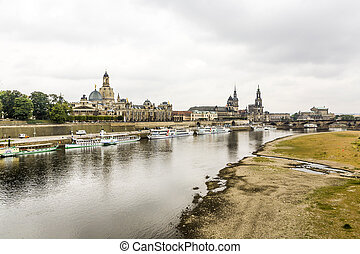 Dresden is one of the most beautiful cities in Germany...