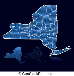 Counties of New York