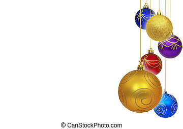 ボール, クリスマス